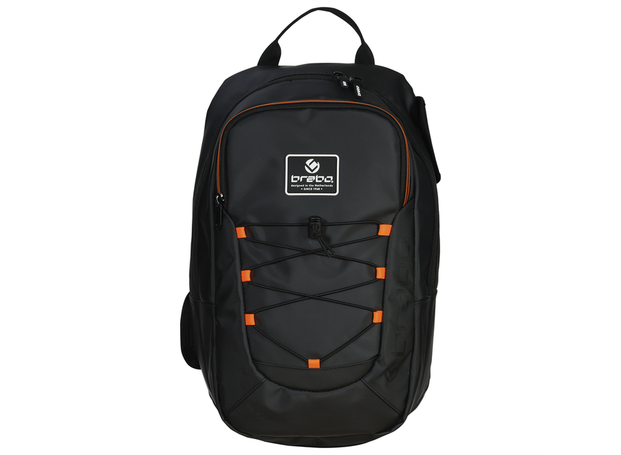 BACKPACK JR ELITE BK/OR