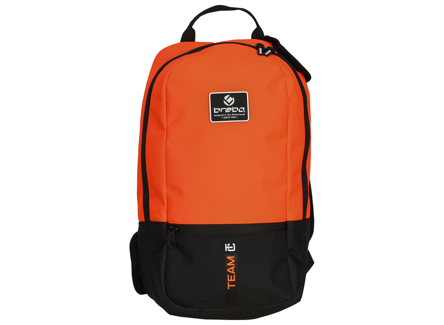 BACKPACK TEAM TC JR BK/OR