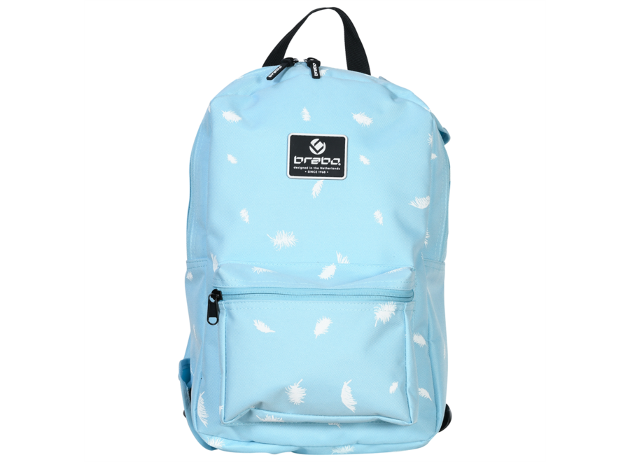 BACKPACK STORM FEATHERS L.BLUE