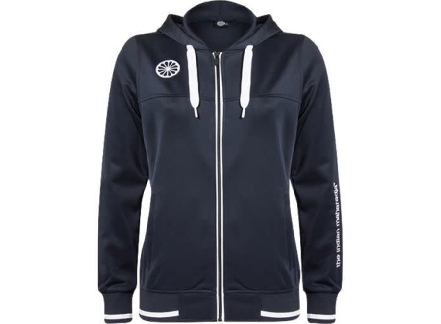 WOMEN'S TECH HOODED IM NAVY