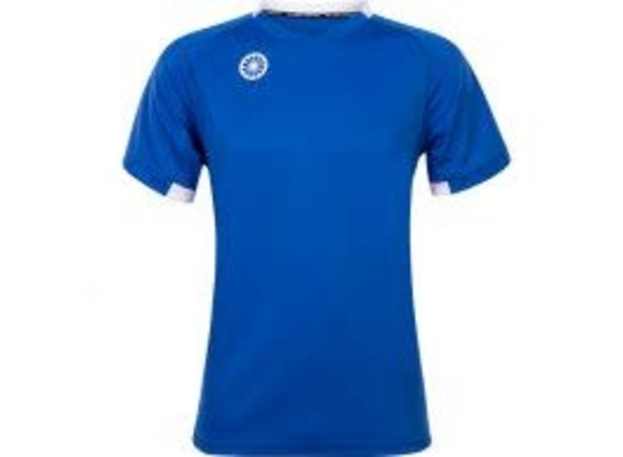 GIRLS TECH SHIRT IM COBALT