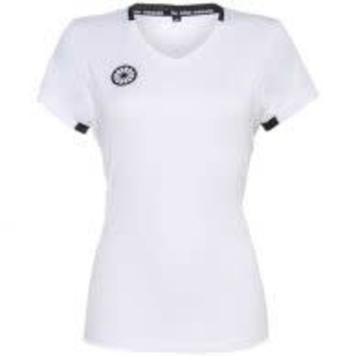 GIRLS TECH SHIRT IM WHITE