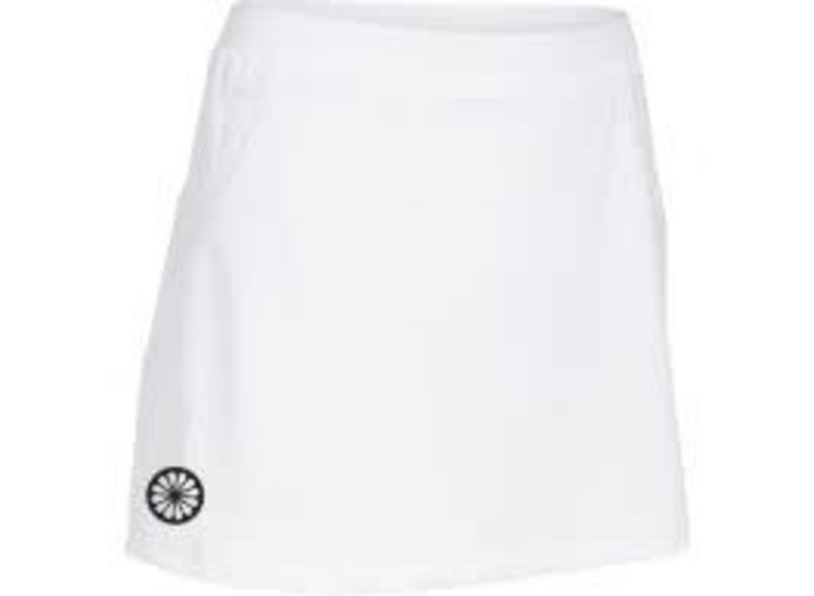 WOMEN'S TECH SKIRT IM WHITE