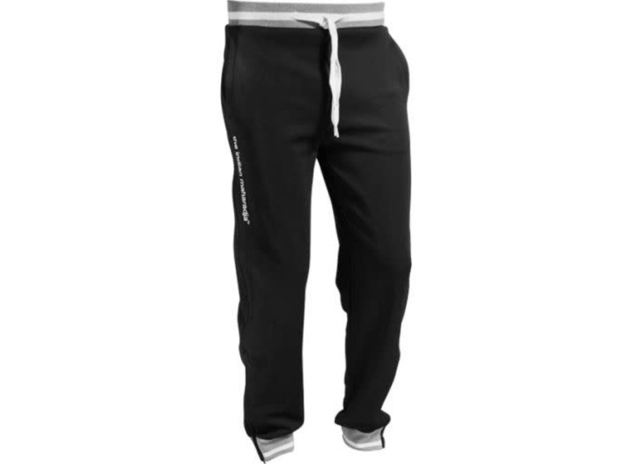 MEN'S KNITTED PANTS IM BLACK