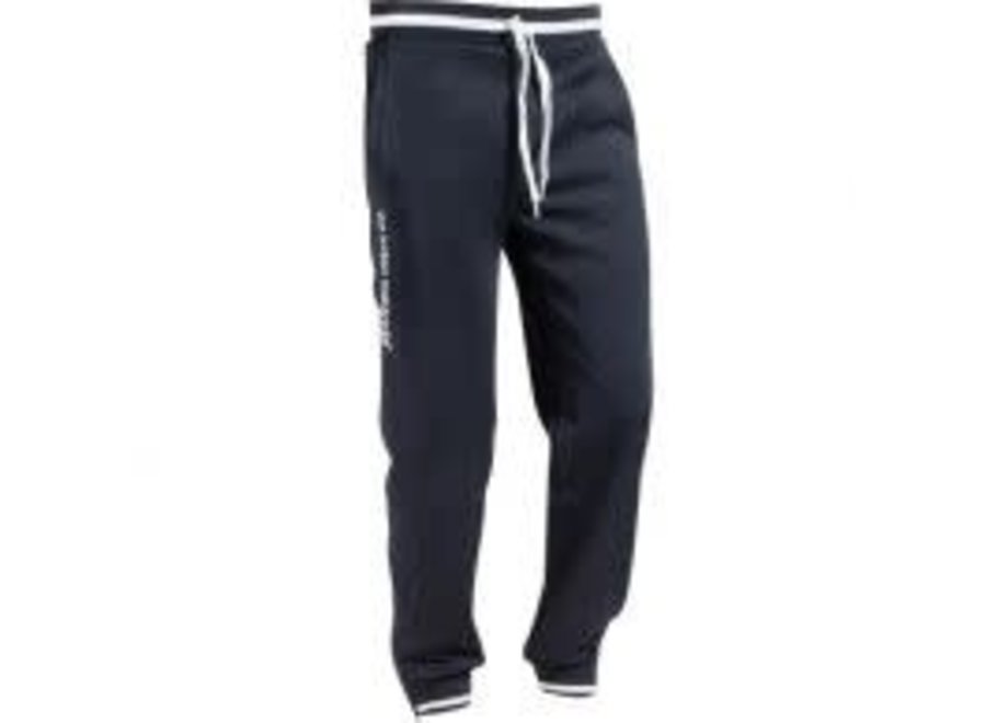 MEN'S KNITTED PANTS IM NAVY
