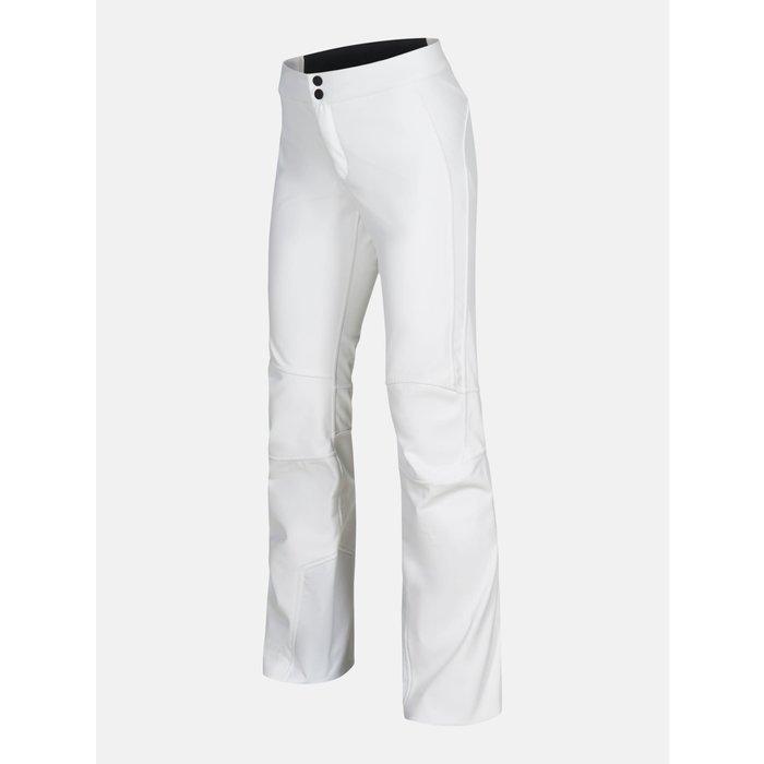 W STRETCH SKI PANTS off white