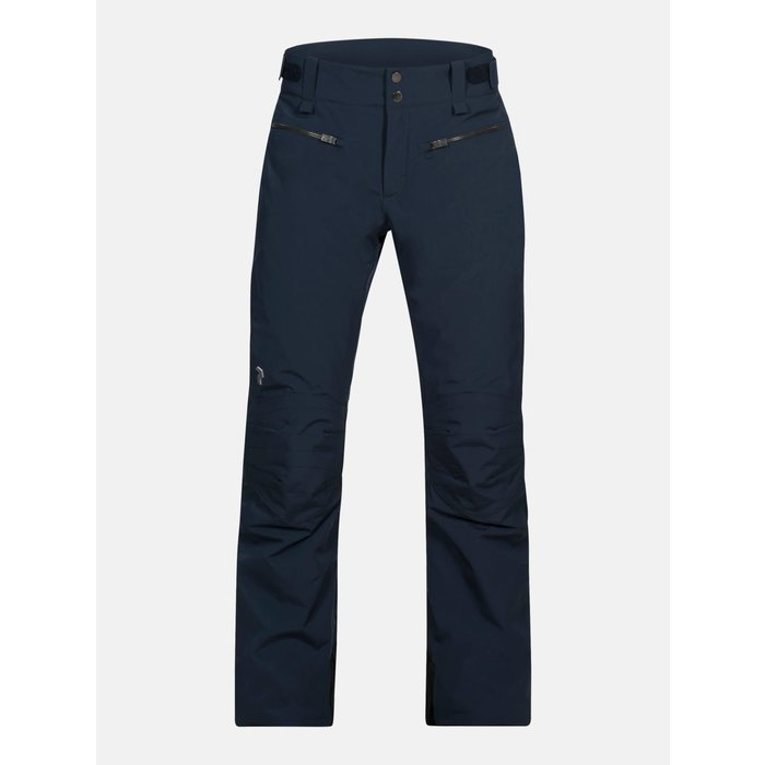 W STRETCH SKI PANTS blue shadow