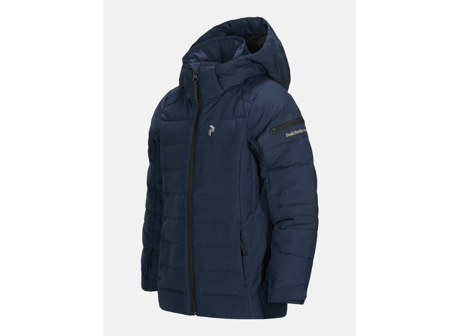 BLACKBURN JACKET KIDS blue shadow
