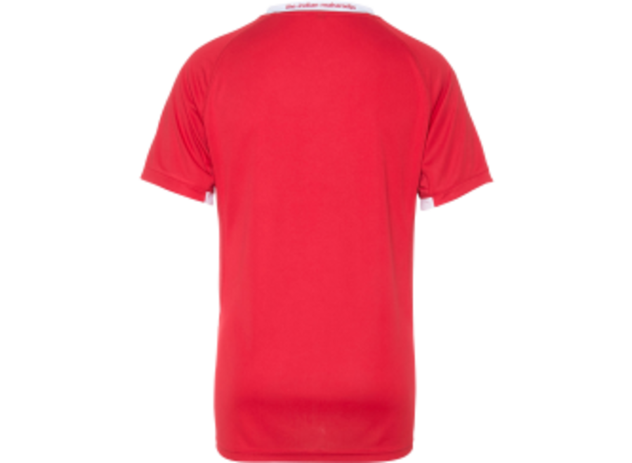 MEN'S TECH SHIRT IM RED