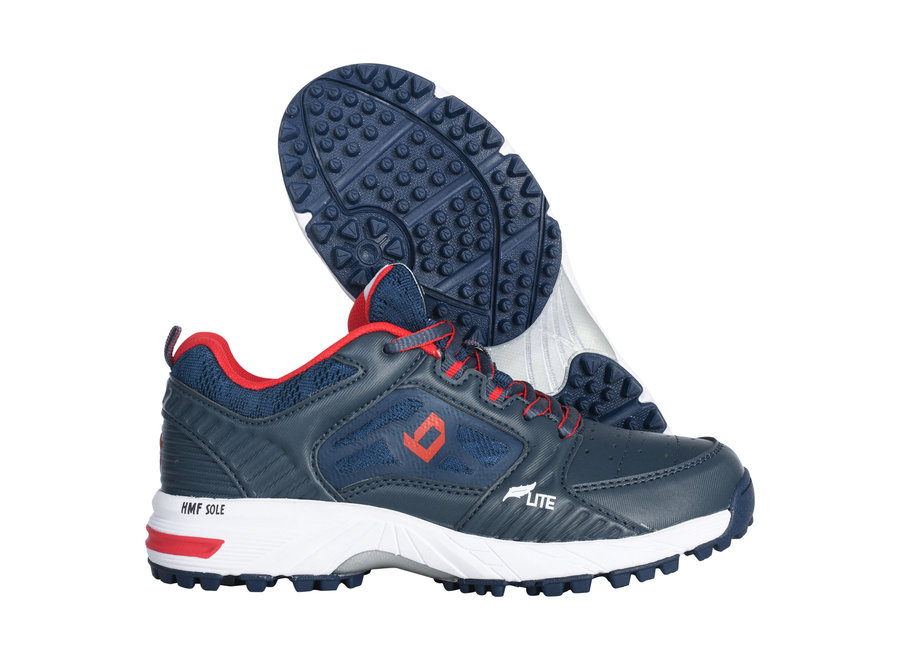 Brabo Shoe Tribute Navy/Red