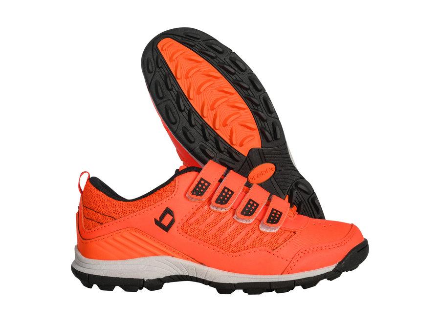 Brabo Shoe Velcro Orange