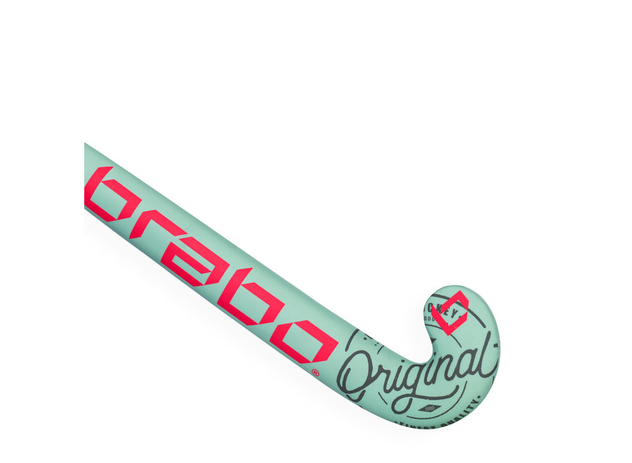 O'Geez Original Mint/Pink