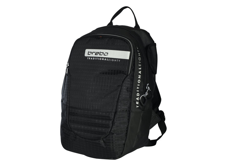 Backpack Traditional Junior Black/White