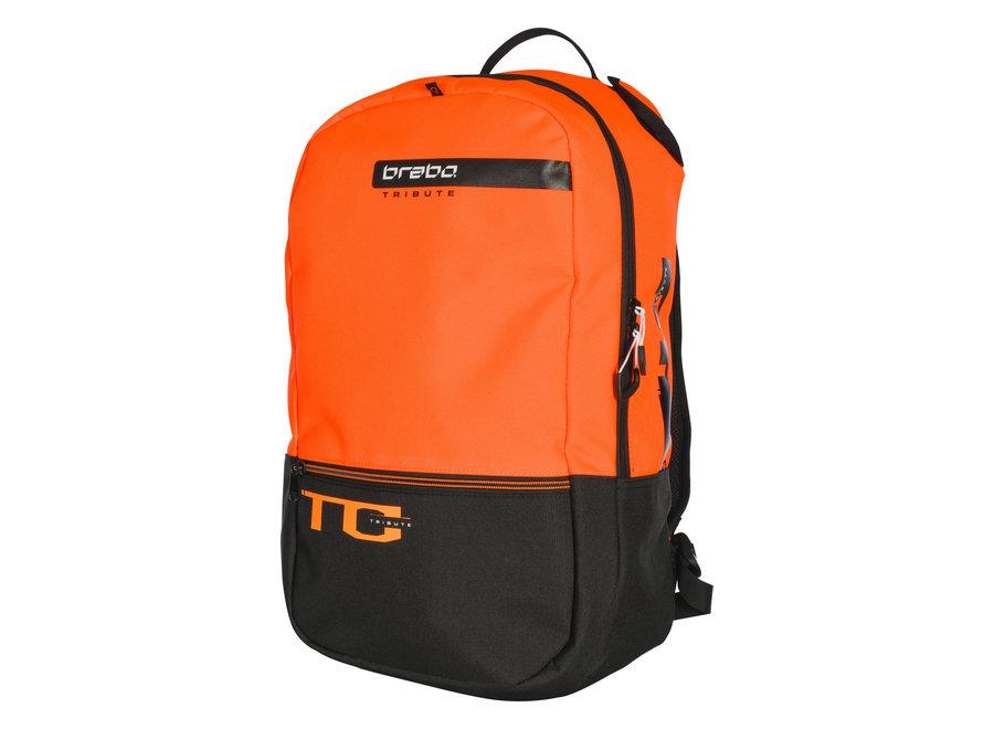 Backpack Tribute Junior Black/Orange