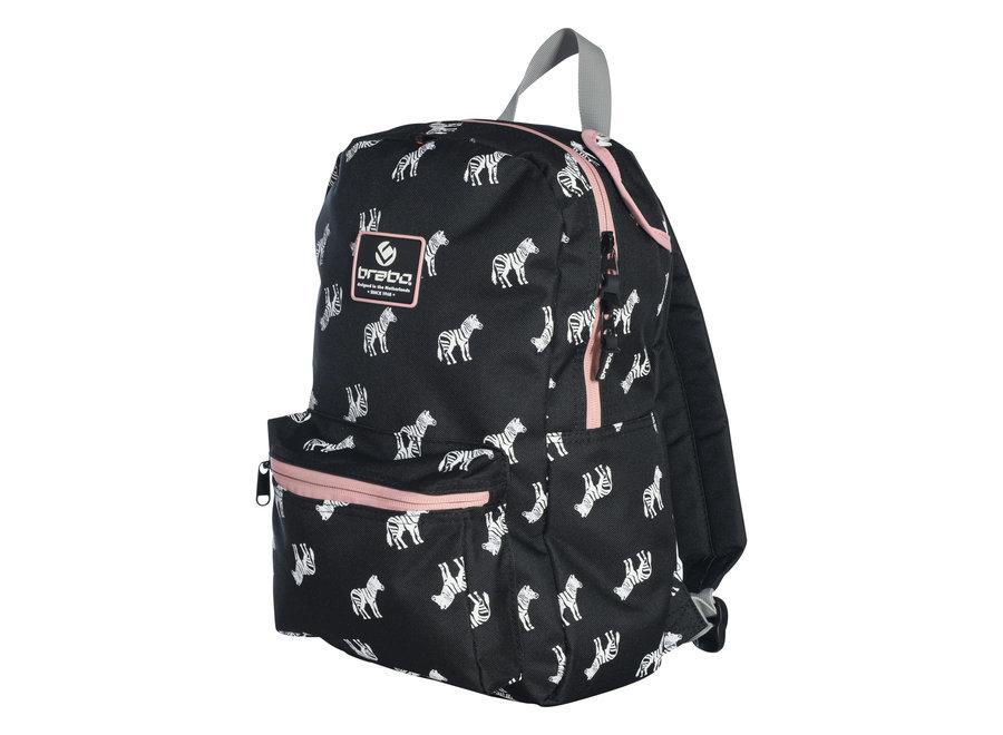 Backpack Storm Zebra Black