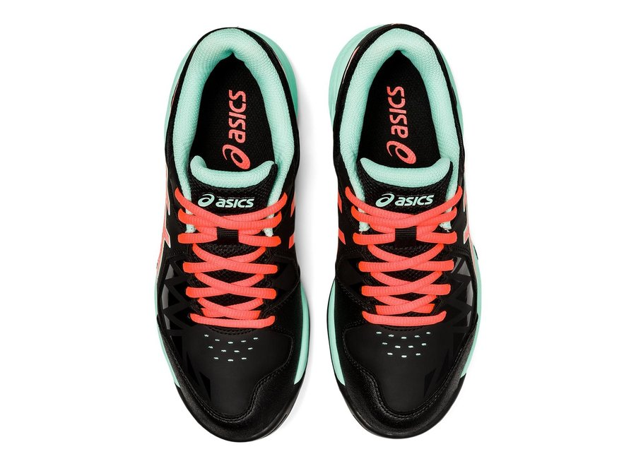 Gel Peake Black/flash Coral