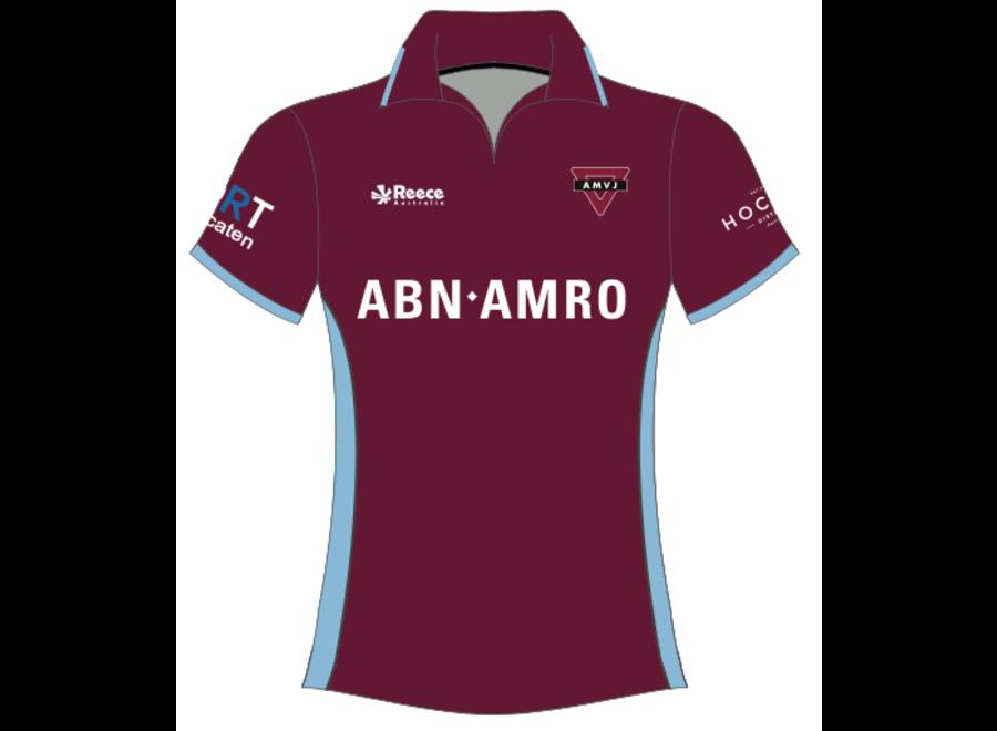 AMVJ thuis shirt MEISJES/DAMES