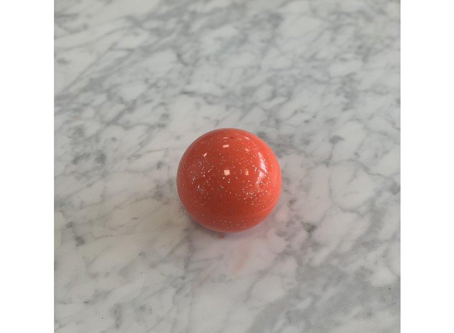 Hockeybal Orange Glitter