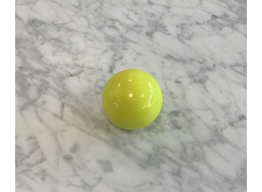 Hockeybal Yellow