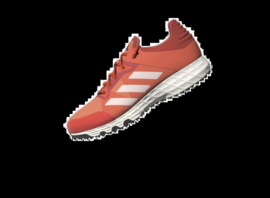 Hockey Lux Red / White