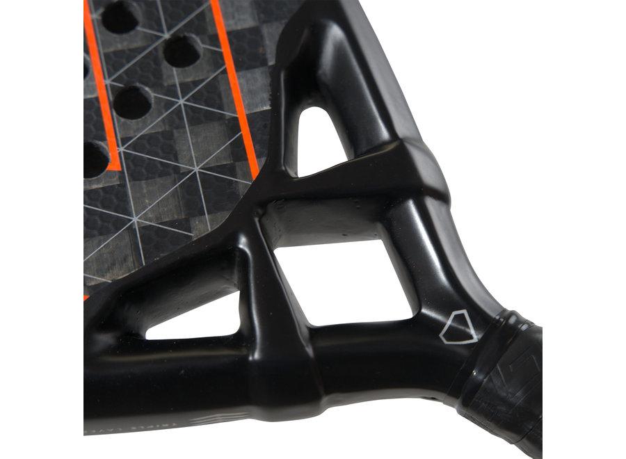 Traditional 2.15K CEXO Carbon/Neon Orange Diamond