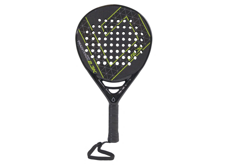 Traditional 2.3K CEXO Carbon/Lime Super Teardrop