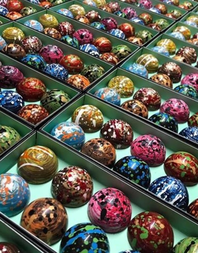 Visser Chocolade Picasso Bonbons