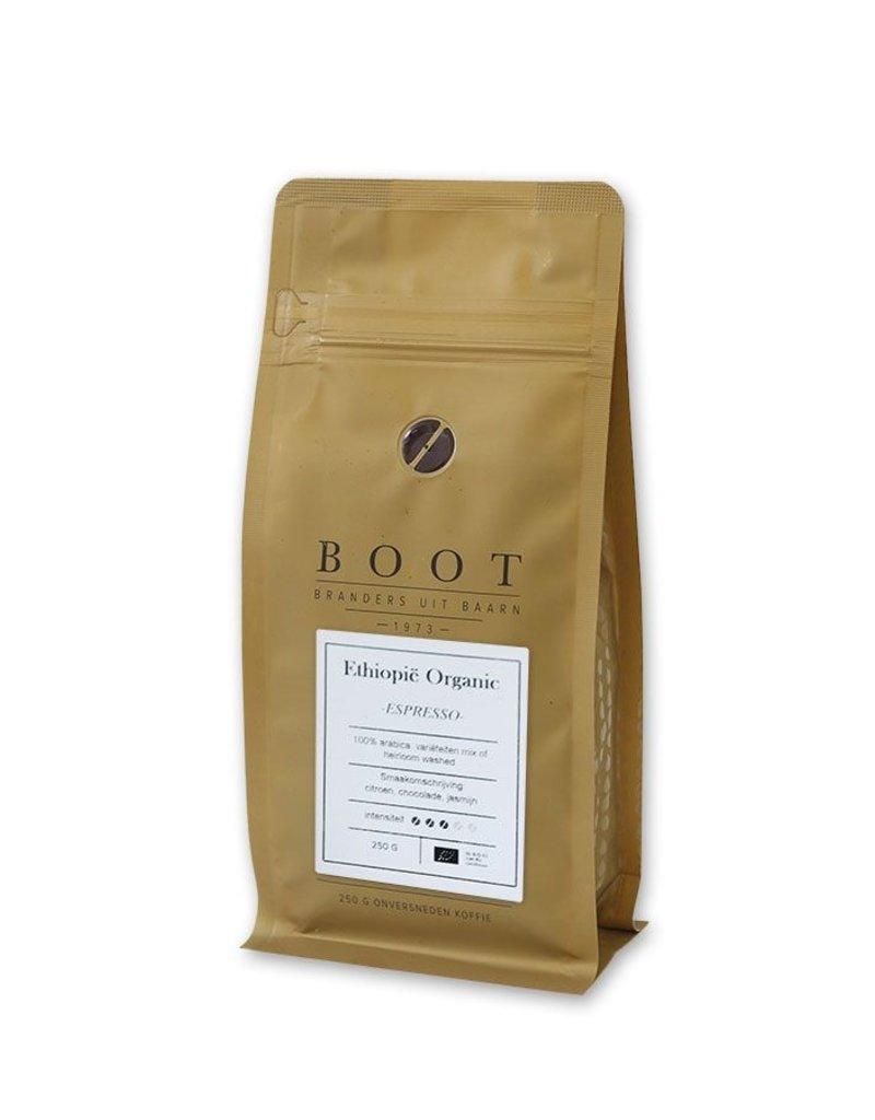 Bootkoffie Ethiopie