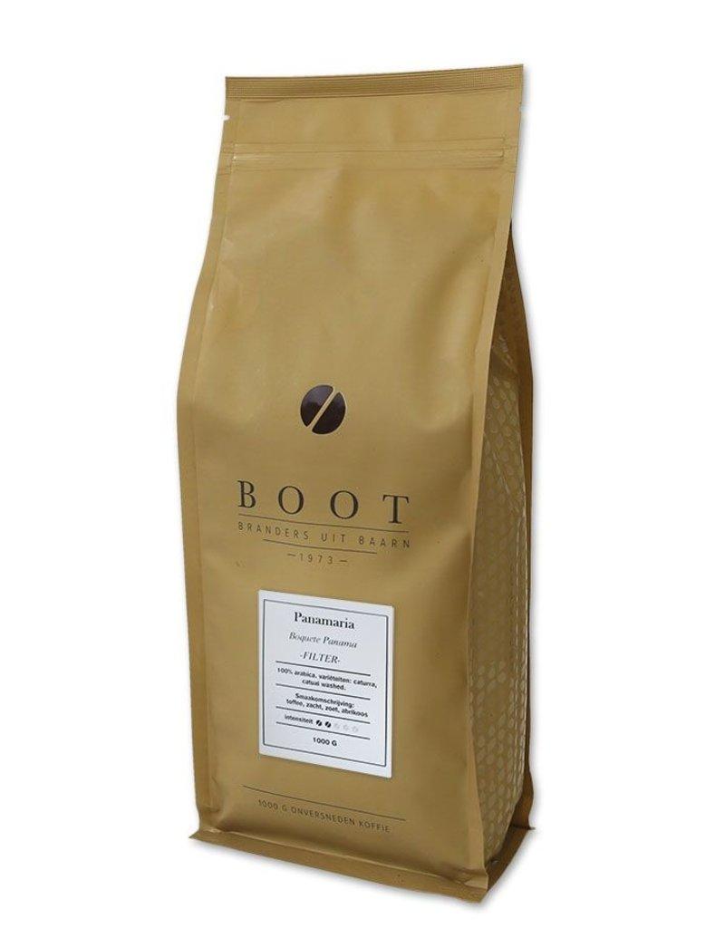 Bootkoffie Panamaria FILTER BRANDING
