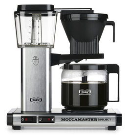 Moccamaster KBG Select Brushed