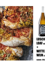 Luscious Loaf + witte wijn