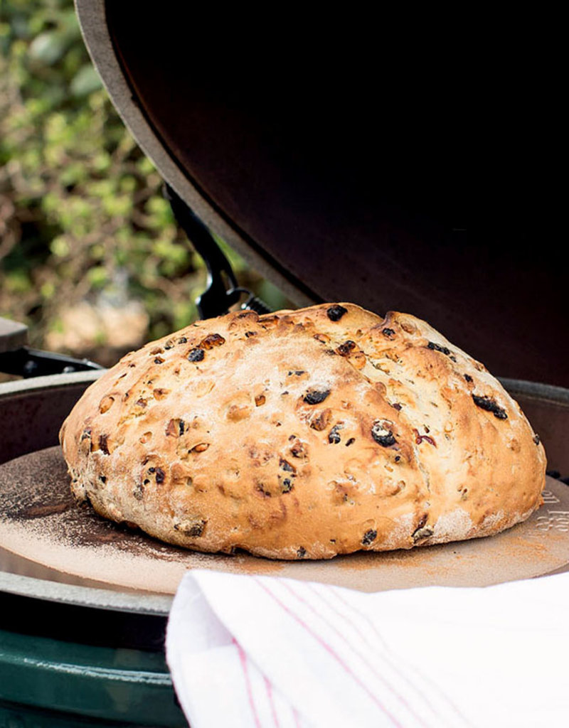 Big Green Egg i.c.m. Big Green Egg verhuur: Pizzasteen