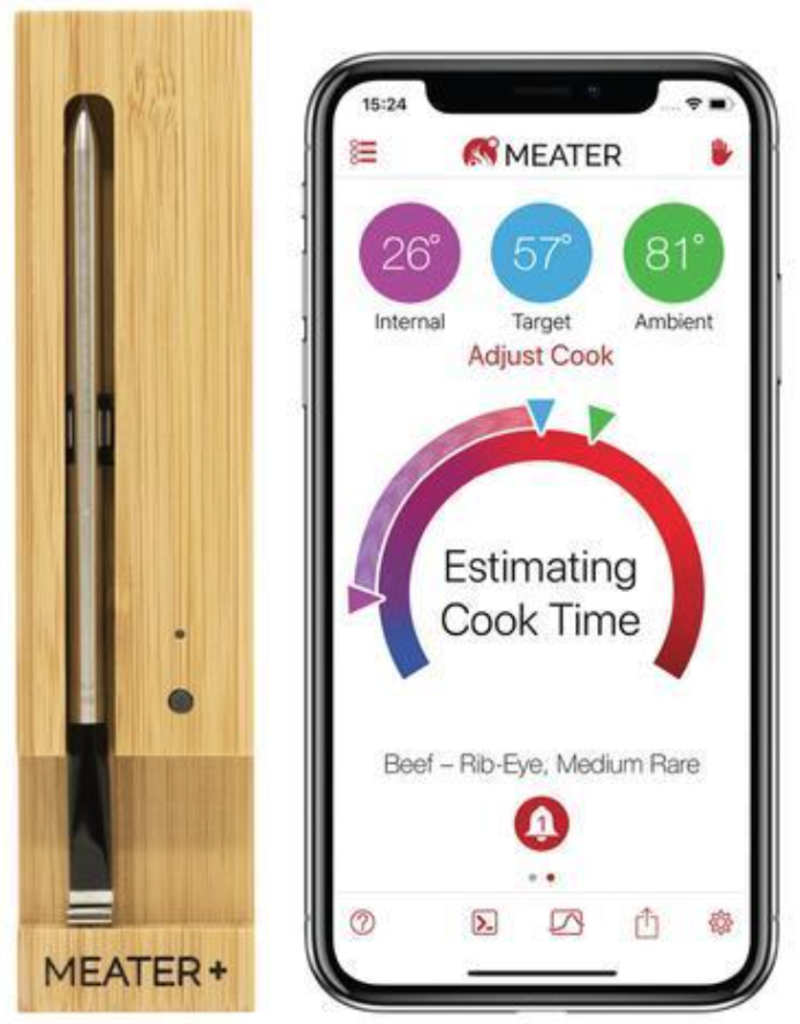 Meater Meater+ , draadloze thermometer