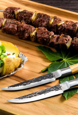 Forged Forged Olive - steakmessen 4 stuks