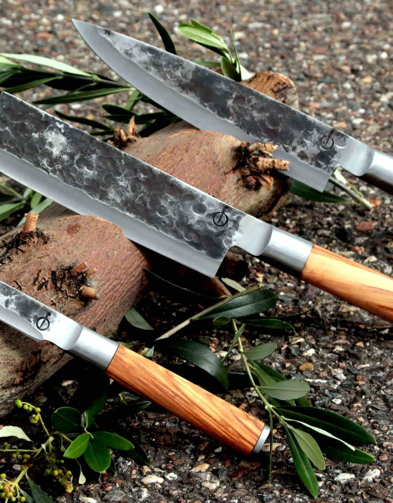Forged Forged Olive - messenset 3-delig
