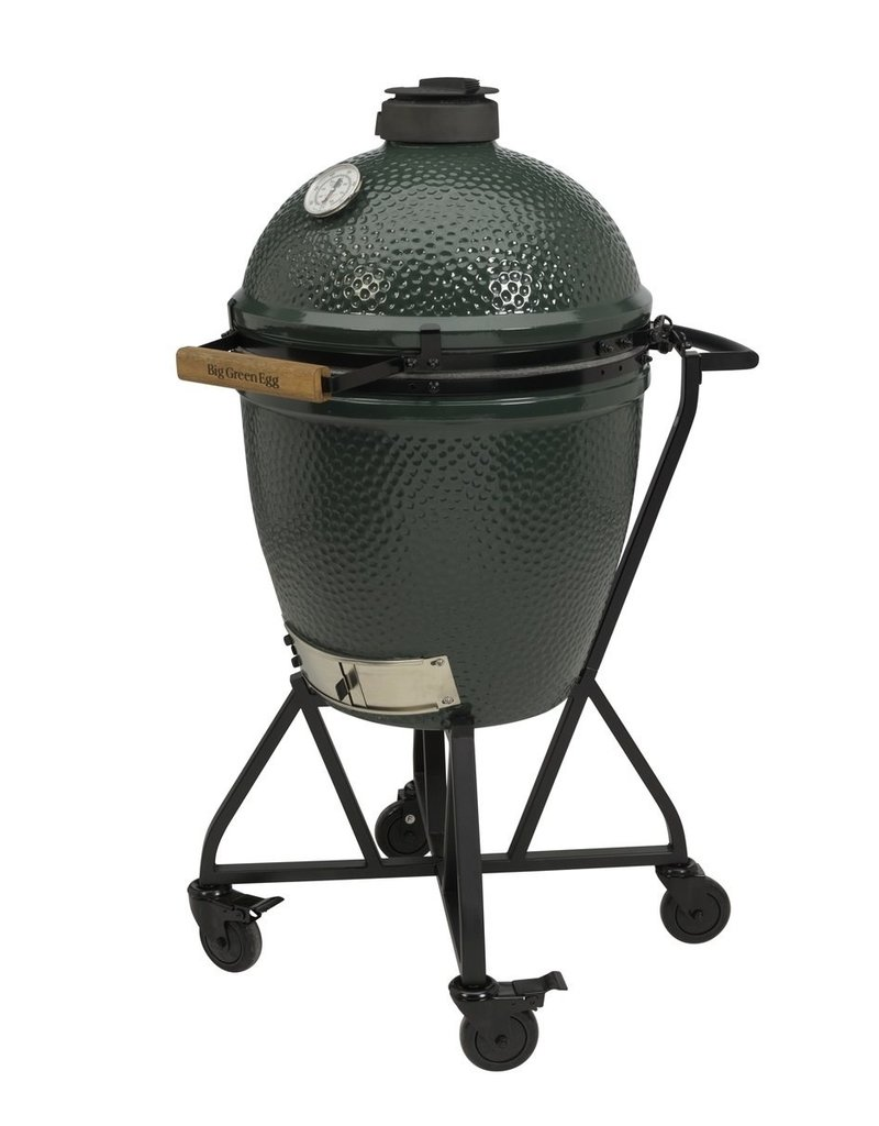 Big Green Egg Big Green Egg Large met 'IntEGGrated Nest Handler'