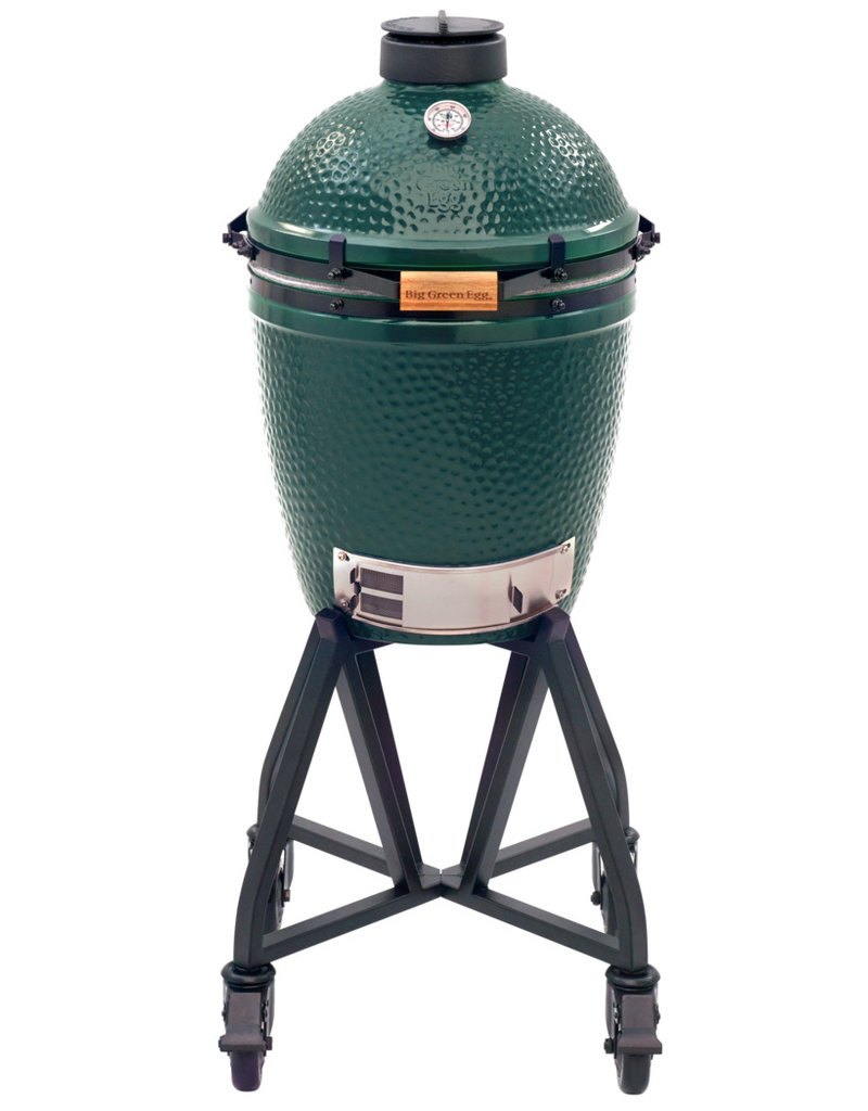 Big Green Egg Big Green Egg Medium met 'IntEGGrated Nest + Handler'