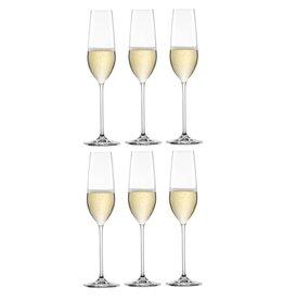 Champagneglas Fortissimo - 6 stuks