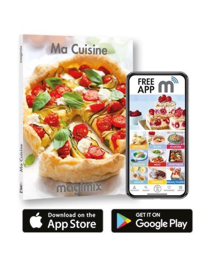 Magimix Magimix Foodprocessor