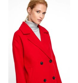 ONLY V. W18 MONDAY JACKET RED