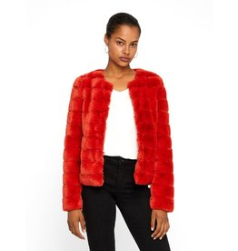 Vero Moda V. W18 AVENUE JACKET RED