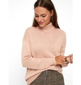 V. W18 LOLLY ROLLNECK ROSE