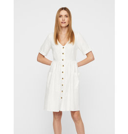 Vero Moda V. W19 ALLI DRESS SNOW