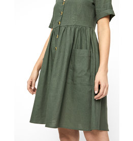 V. W19 ALLI DRESS LAUREL