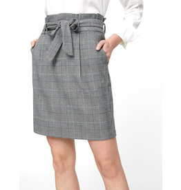 V. W19 EVA SKIRT GREY