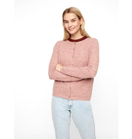 Vero Moda V. W19 DOFFY CARDIGAN WOOD