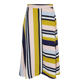 ONLY O. W19 DONNA SKIRT CREAM