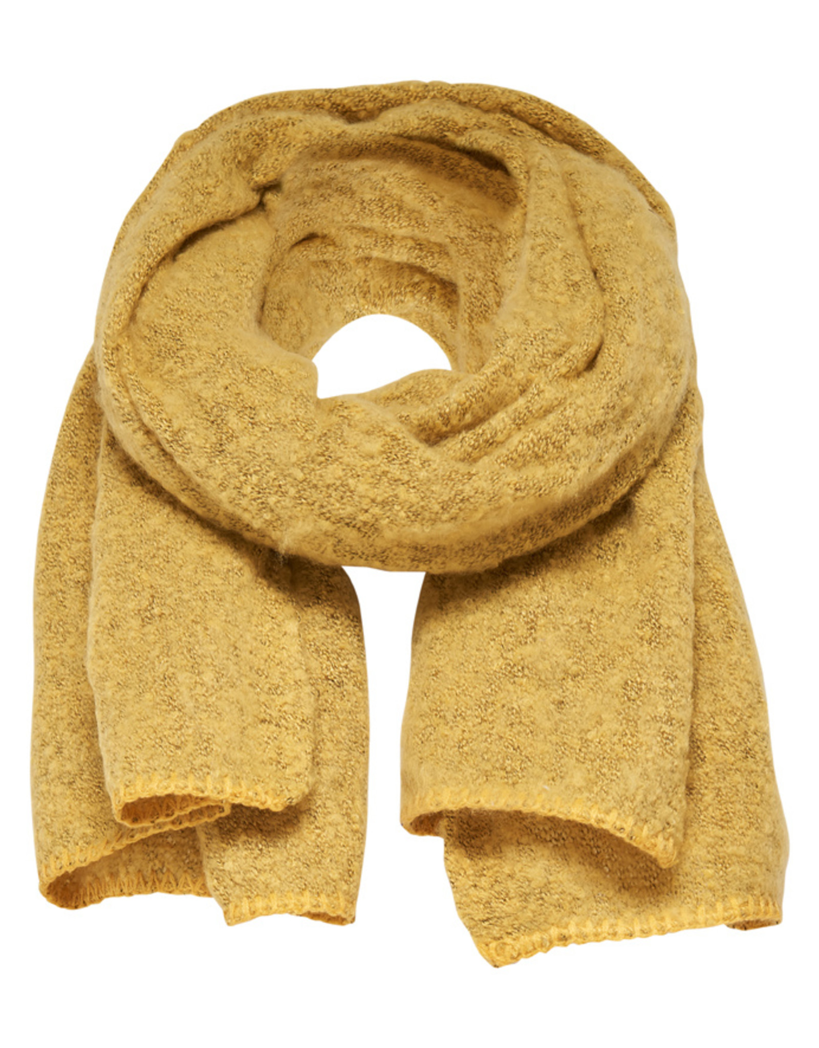 O. W19 LIMA SCARF YELLOW