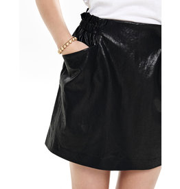 O. W19 DARLING SKIRT BLACK