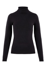 Vero Moda V. W19 HAPPY BASIC ROLLNECK BLACK